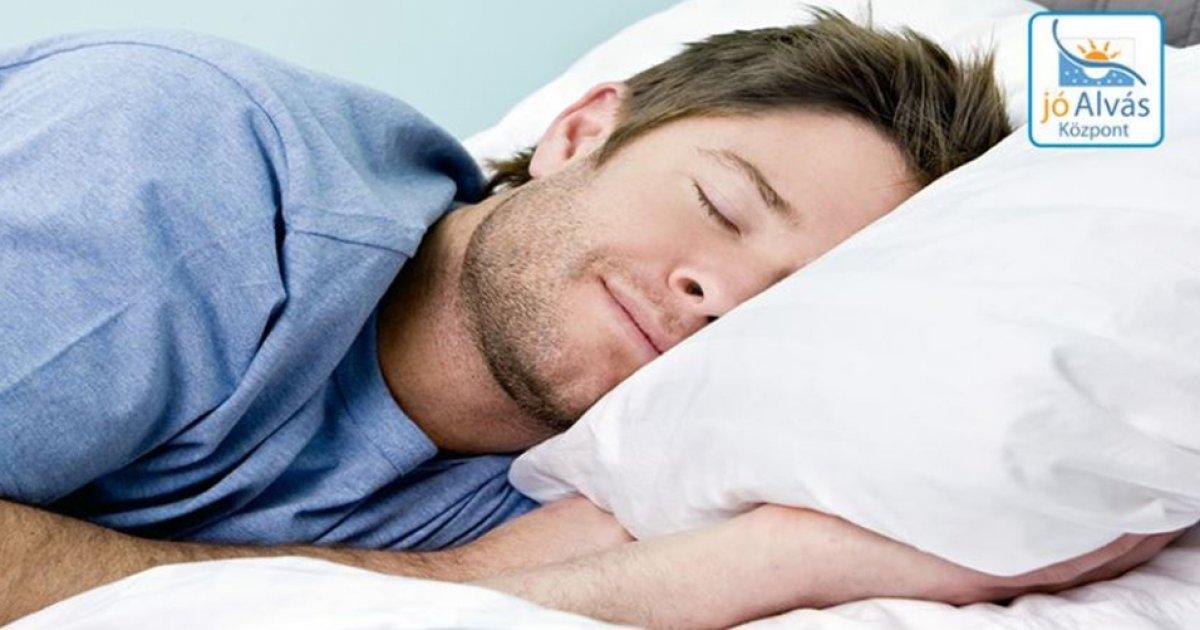 alvási apnoe segít a fogyásban