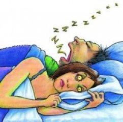 Betegséget is jelezhet, ha beszél álmában